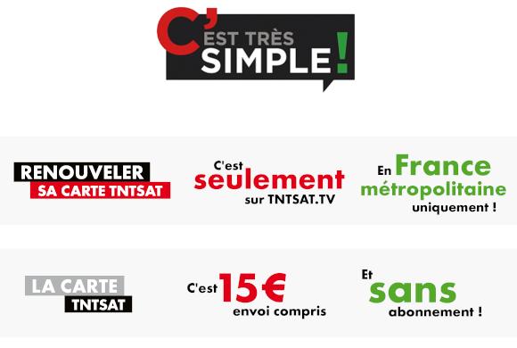 acheter carte tnt sat TNT SAT, n°1 de la TNT gratuite par satellite